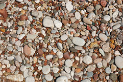 Sea pebble Royalty Free Stock Image