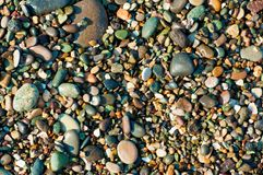 Sea pebble Stock Photo