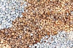 Sea pebble / sea stones background Stock Photo