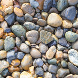 Sea pebble stone Stock Image