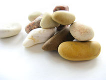 Sea pebbles Royalty Free Stock Image