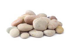 Sea pebbles Stock Image