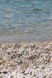 Sea pebbles Stock Photo