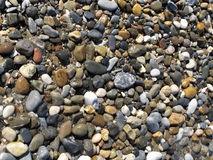 Sea pebbles Royalty Free Stock Images