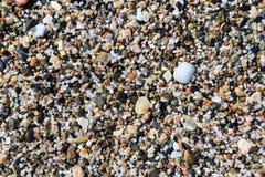 Sea pebbles Stock Photography