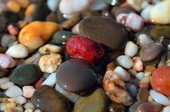 Sea pebbles Royalty Free Stock Photos