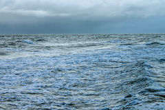 Sea. Photo of sea storm. Beautiful Waves and ripples Royalty Free Stock Photography