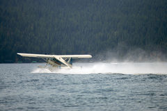 Sea plane Royalty Free Stock Photos