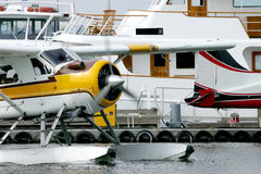 Sea plane Stock Photography