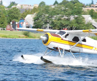Sea Plane Stock Image