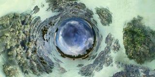 Sea planet Koh Lipe island. Thailand Royalty Free Stock Photos