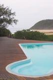 Sea pool Royalty Free Stock Photo