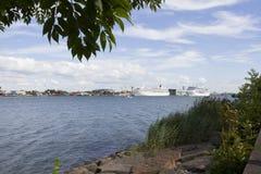Sea port Stock Image