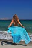 Sea princess Royalty Free Stock Images