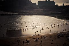 The sea of Qingdao Royalty Free Stock Photography