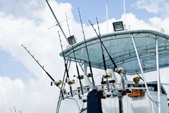 Sea Reels Stock Image