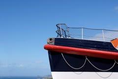 Sea rescue Stock Images