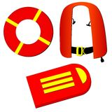 Sea rescue Royalty Free Stock Image