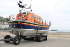 Sea Rescue lifeboat Stock Photos
