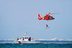Free Sea Rescue Operation Stock Image - 18715151