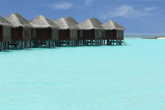 Sea resort Royalty Free Stock Image