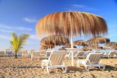 Resort landscape, Canary Islands. Sea resort landscape, Canary Islands stock image