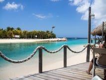 Sea and resort Stock Photo