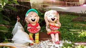 Sea rico sea feliz Foto de archivo libre de regalías