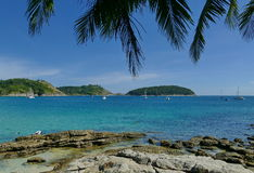 Seaview Phuket. Island Thailand asia Stock Image