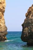 Sea rocks Royalty Free Stock Image