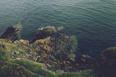 Sea Rocks Stock Photography