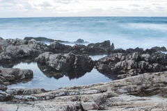 Sea rocks Royalty Free Stock Images