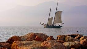 Sea, Sailing Ship, Tall Ship, Ship stock images