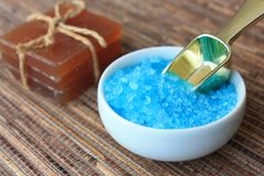 Sea salt Royalty Free Stock Photo