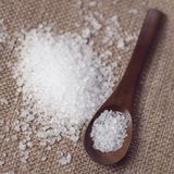 Sea salt Stock Image