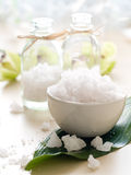 Sea salt Stock Photo