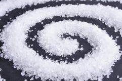 Sea salt background Stock Image