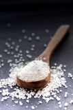 Sea Salt. For cooking and grilling stock images