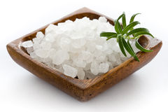 Sea salt stock photography