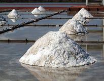 Sea Salt Production Royalty Free Stock Image