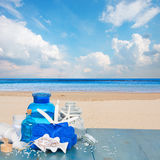 Sea salt spa Stock Photography