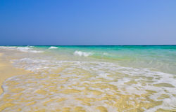 Sea and sand Royalty Free Stock Image