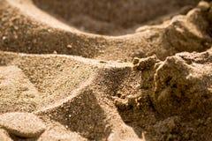 Sea Sand Royalty Free Stock Photography