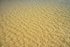 Sea and Sand Royalty Free Stock Photo