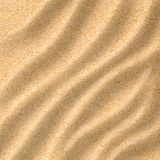Sea sand background or texture. Sand background pattern or texture Royalty Free Stock Photography
