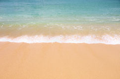 Sea sand Royalty Free Stock Photos