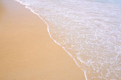 Sea sand Royalty Free Stock Image