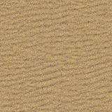 Sea Sand. Seamless Tileable Texture. Royalty Free Stock Photo