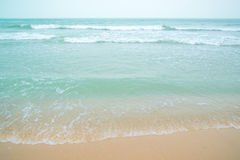 Sea sand sky Royalty Free Stock Photos