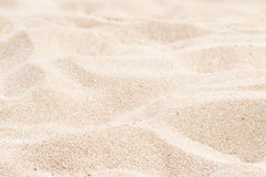 Sea, sand and summer day background. Summer time wallpaper Royalty Free Stock Photo